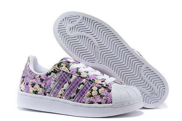 Womens Adidas Superstar Purple Rose Usa